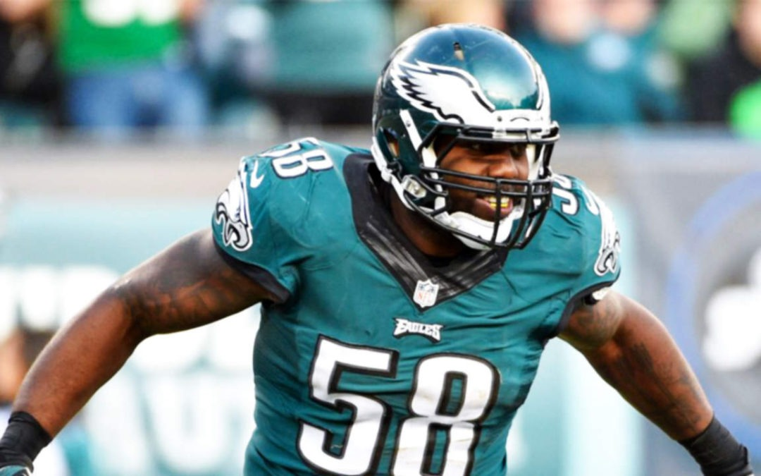 ProVantage Solutions facilitates LifeBrand's First Major Endorsement with Two-Time Pro-Bowler Trent Cole